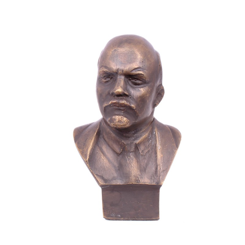Бюст Ленин (авт. Геворкян) бюст ленин мал