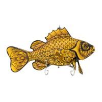 Панно настенное Рыба окунь Хохлома 20 096 панно настенное геккон албезия о бали 20см 899012