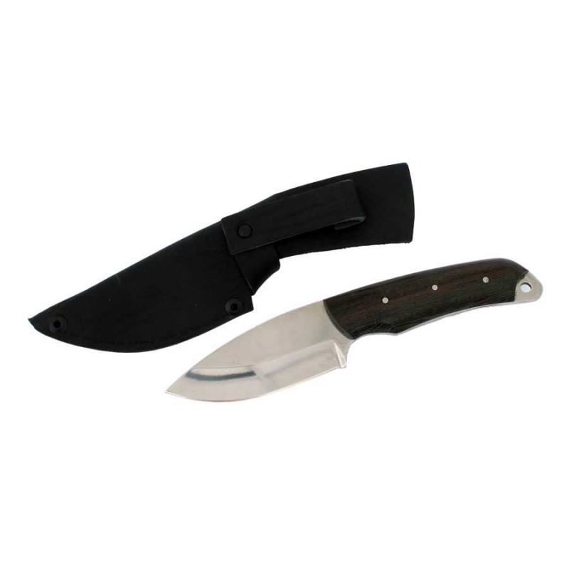 Россия Нож Бык нож страйт сталь 65х13