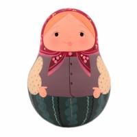 Неваляшка Карамелька карамелька для малышей