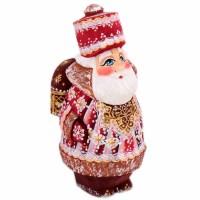 "Скульптура из дерева ""Дед мороз"" (7441)"