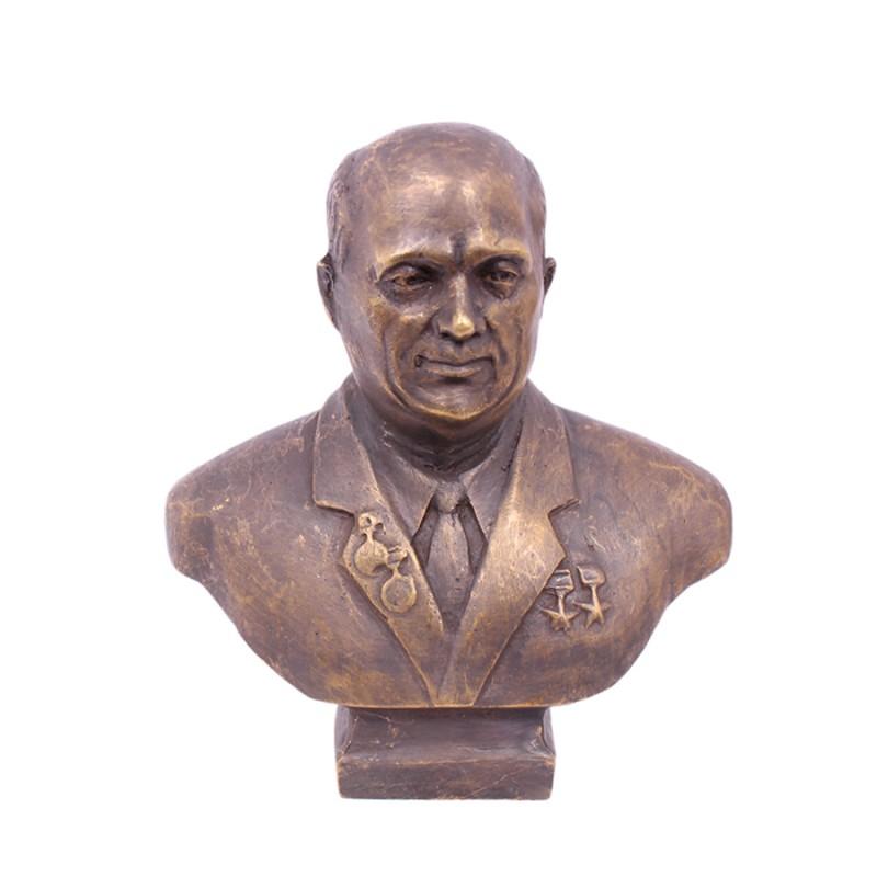 Бюст Хрущев