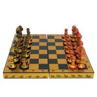 Россия 35850000000 Колплект Шахматы 25*360*360мм (Высшая категория)