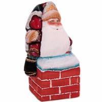"скульптура ""Дед мороз""(в трубе)"